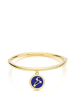 in the stars leo bangle by kate spade new york