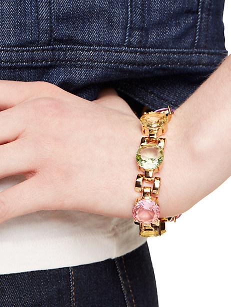 Gorgeous kate spade crystal bracelet