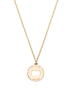 state of mind pendant by kate spade new york
