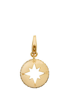 compass charm by kate spade new york