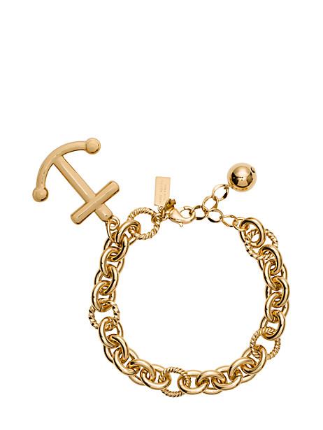 Kate Spade Anchors Away Bracelet, Gold