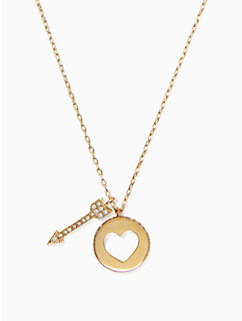 be mine cluster pendant by kate spade new york