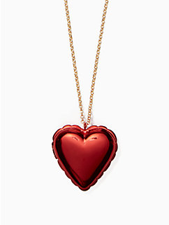 be mine heart locket by kate spade new york