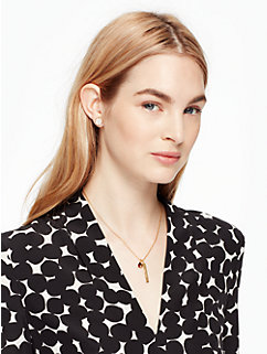 born to be january pendant by kate spade new york