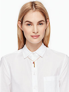 born to be july pendant by kate spade new york