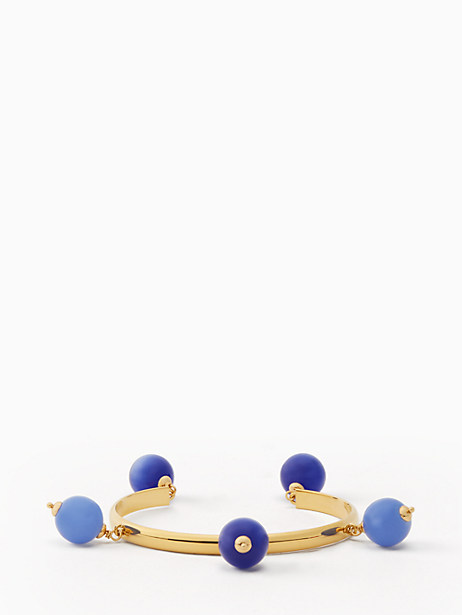 Kate Spade Second Nature Cuff, Blue