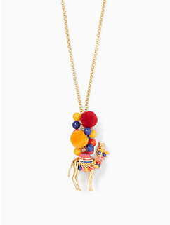 spice things up camel pendant by kate spade new york