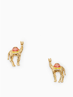 spice things up camel studs by kate spade new york