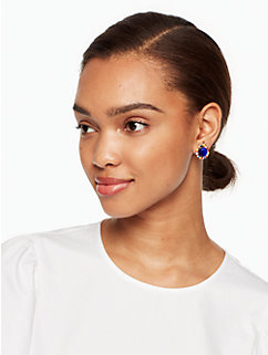 spice things up snake studs by kate spade new york