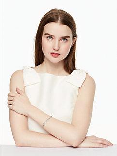 crystal rose bracelet by kate spade new york