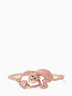 rambling roses monkey bangle by kate spade new york