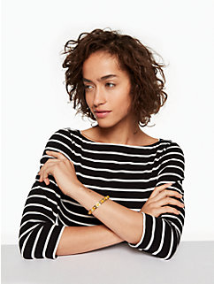 tag along cuff by kate spade new york