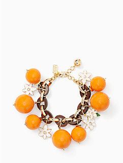 citrus crush bracelet by kate spade new york