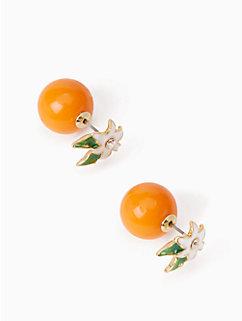 citrus crush reversible earrings by kate spade new york