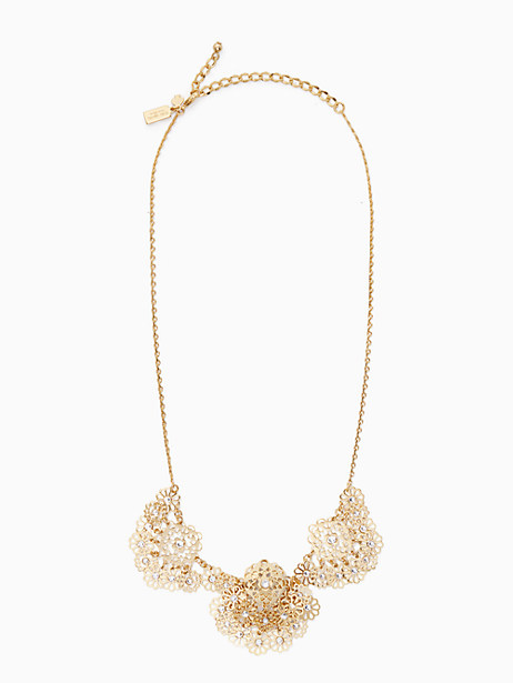 Kate Spade Golden Age Necklace, Gold