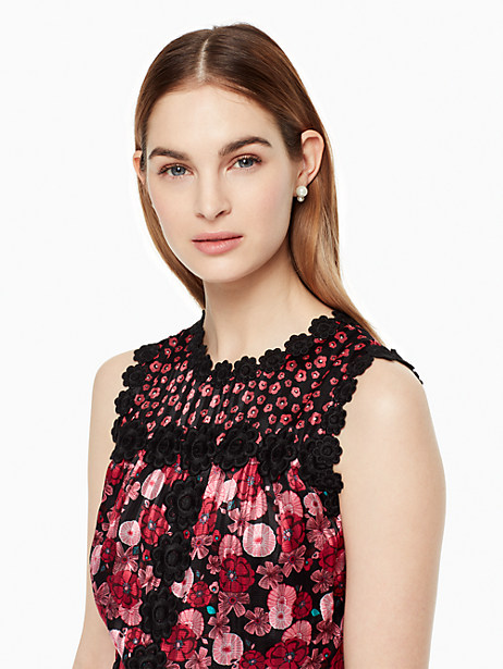 bright ideas double pearl stud by kate spade new york