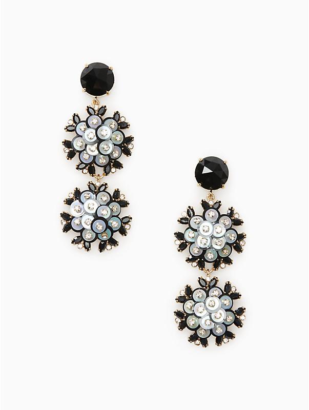 Be Bold Triple Drop Earrings