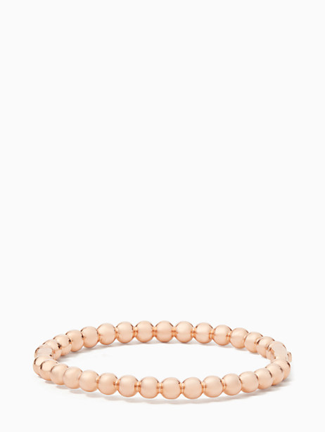 golden girl ball hinged bangle by kate spade new york
