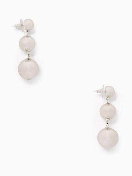 golden girl bauble drop earrings by kate spade new york