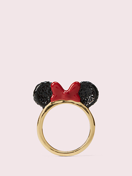kate spade new york for minnie mouse ring by kate spade new york