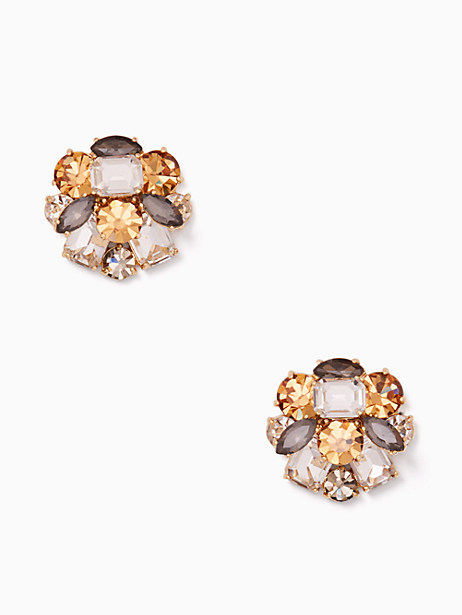 shine on cluster studs by kate spade new york