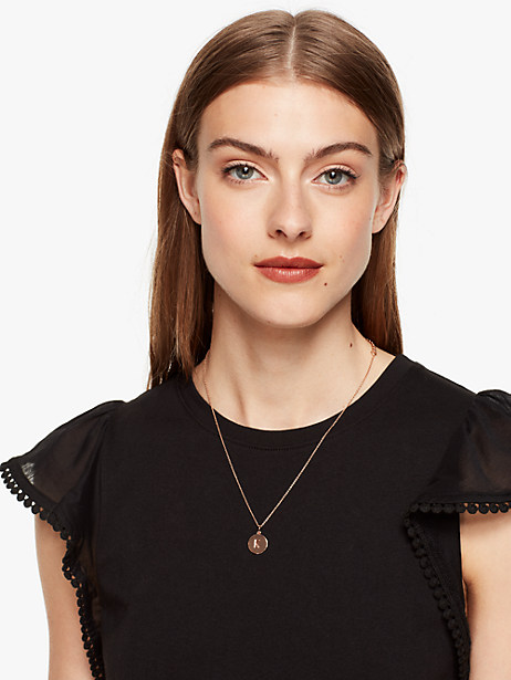 initial pendant by kate spade new york