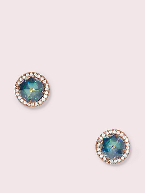bright ideas pave halo studs by kate spade new york