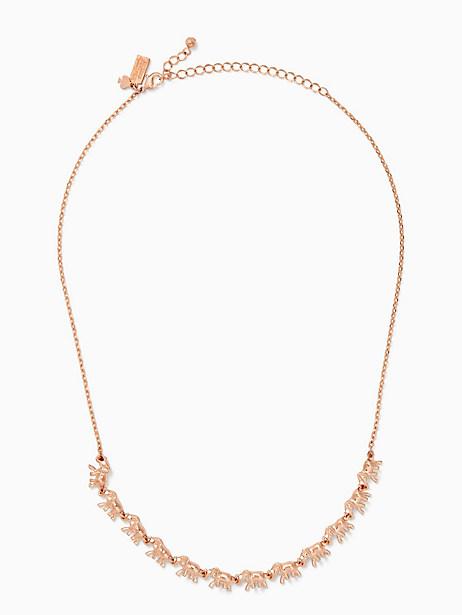 things we love elephant mini pendant by kate spade new york