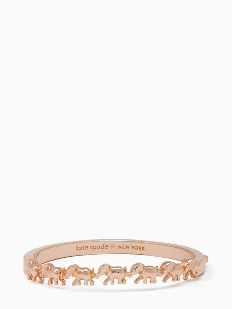 things we love elephant cuff by kate spade new york