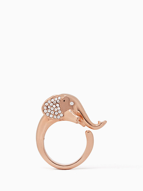 things we love elephant ring by kate spade new york
