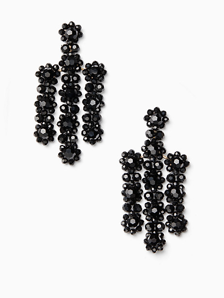 the bead goes on statement earrings by kate spade new york