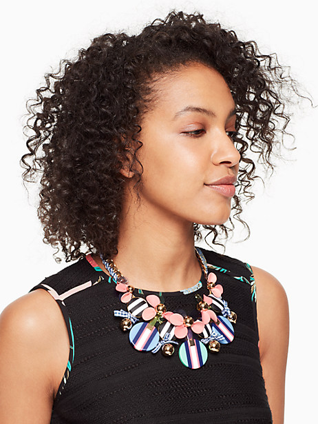 set sail statement necklace by kate spade new york