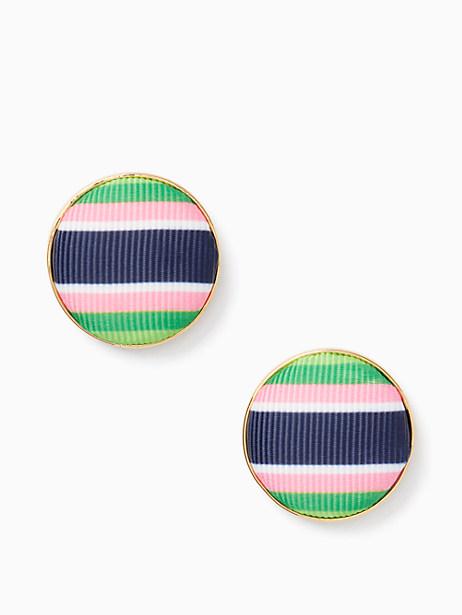 set sail button studs by kate spade new york