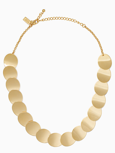 gold standard crew necklace by kate spade new york