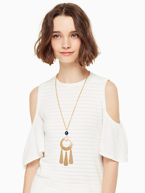 sunshine stones pendant by kate spade new york