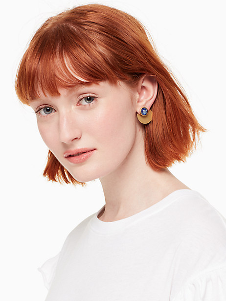 sunshine stones ear jackets by kate spade new york