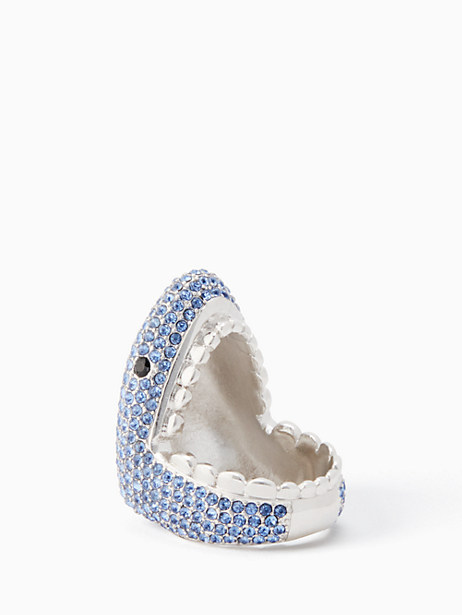 california dreaming pave shark ring by kate spade new york