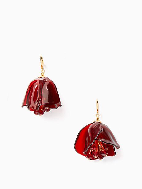 slice of stone drop earrings by kate spade new york