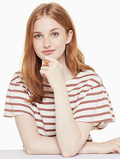 bunny ring by kate spade new york