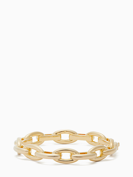 chain reaction link bangle by kate spade new york