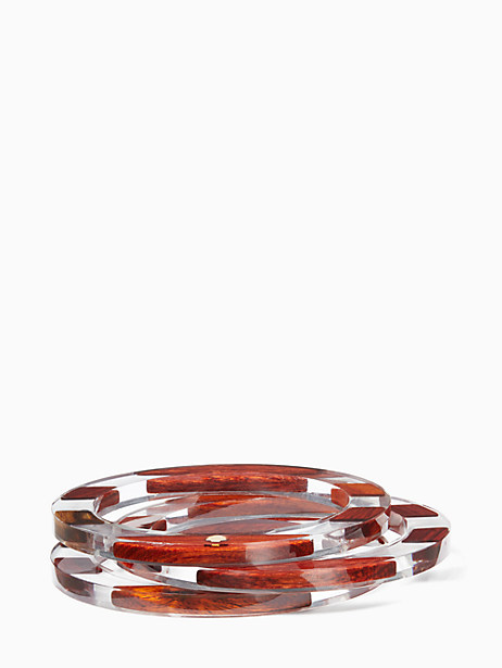 slice of stone bangle by kate spade new york