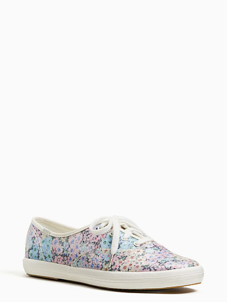 keds x kate spade new york champion daisy garden glitter sneakers by kate spade new york
