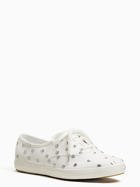 keds x kate spade new york champion dancing dot sneakers by kate spade new york
