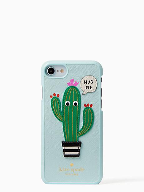 Kate Spade Hug Me Applique Iphone 7/8 Case