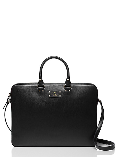 Love this kate spade bag - easily fits a 13