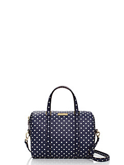 grant street grainy vinyl mini cassie by kate spade new york