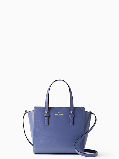 Kate Spade Grand Street Small Hayden, Oyster Blue