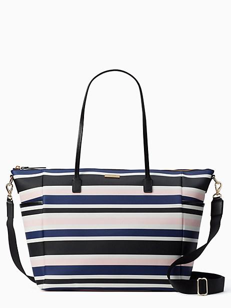 Kate Spade Shore Street Adaira Baby Bag, Cruise Stripe