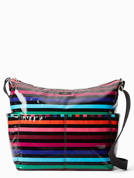 Kate Spade Daycation Serena Baby Bag, Party Stripe