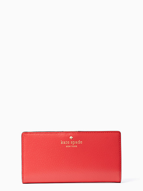 Kate Spade Grand Street Stacy, Crab Red